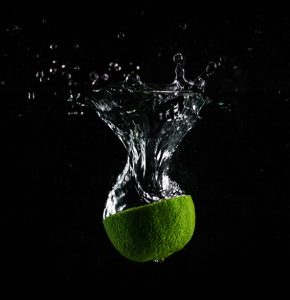 My philosophy_lime-in-water-with-black-background-picjumbo-com_low res